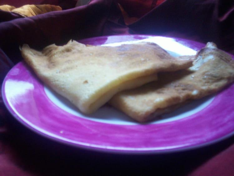 Crepes Sans Beurre