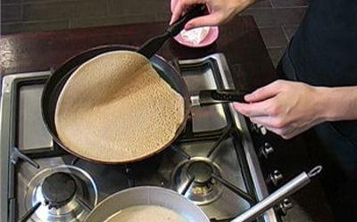 la cuisson