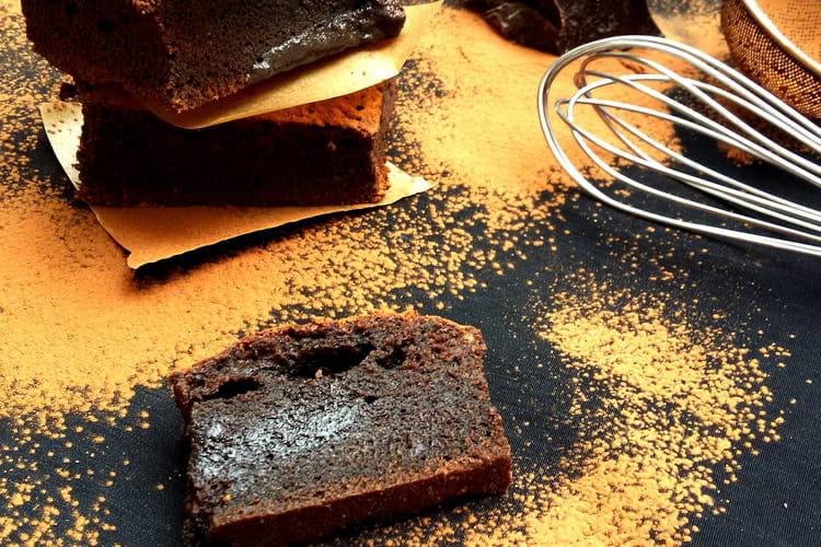 Brownies au chocolat noir extra fondant