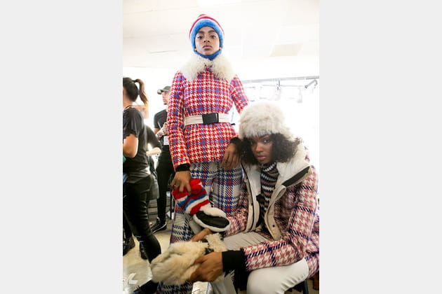 Moncler Grenoble (Backstage) - photo 15