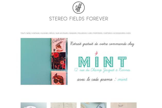 Stereo Fields Forever