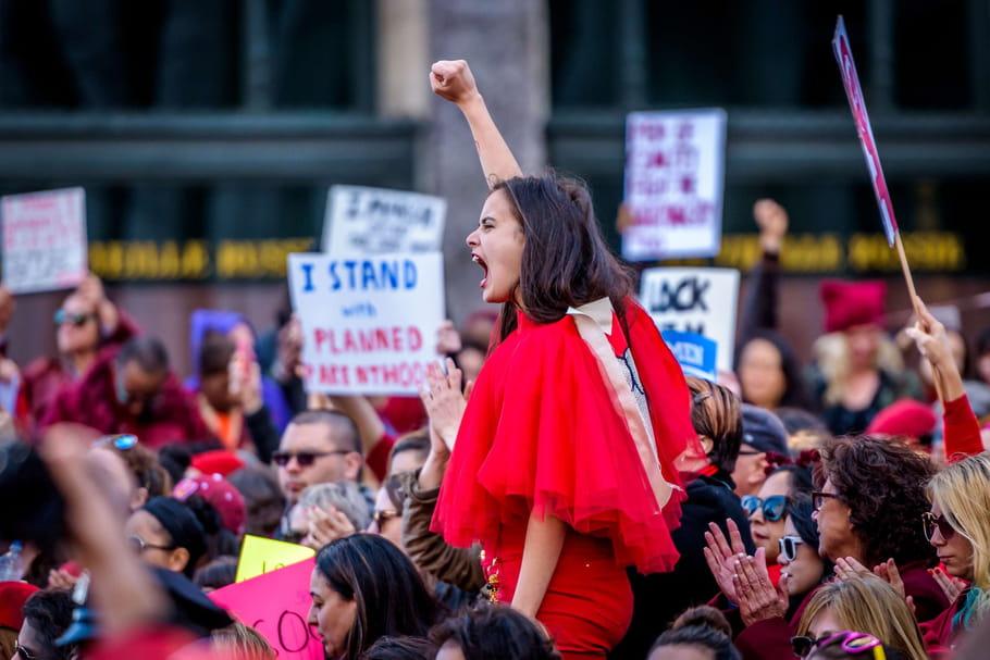 """""""Nous Toutes"""": un rassemblement pour continuer à se battre"""