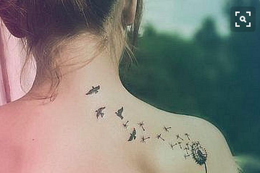 Le tatouage, bientôt effaçable ?