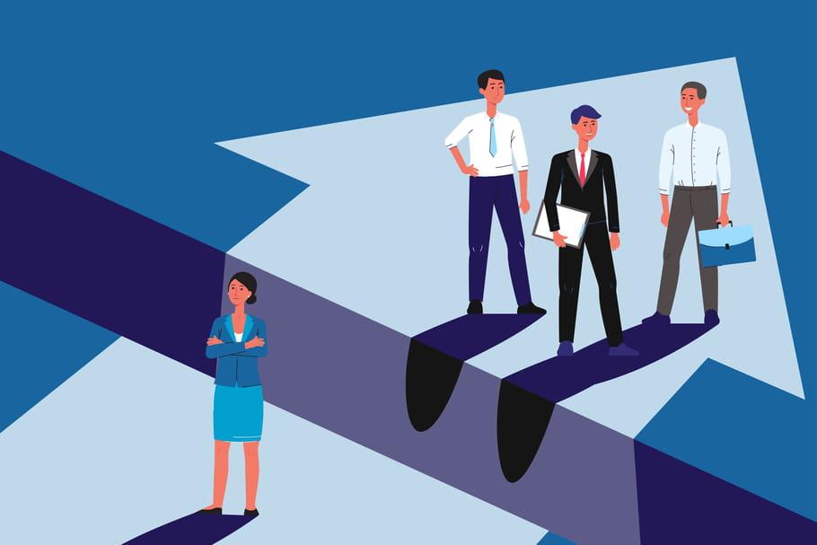 Postes de managers: les femmes moins nombreuses et moins payées