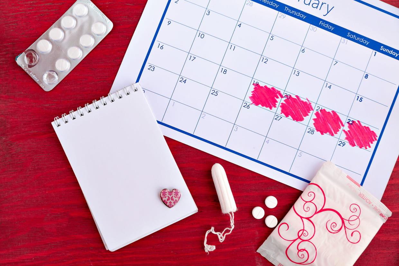 Règles chez la femme : calcul des cycles, durée, symptômes