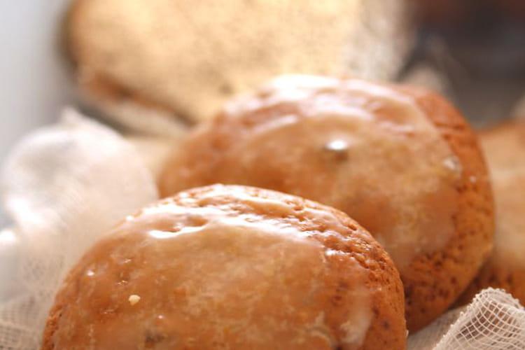 Lebkuchen - petits pains d'épices allemands
