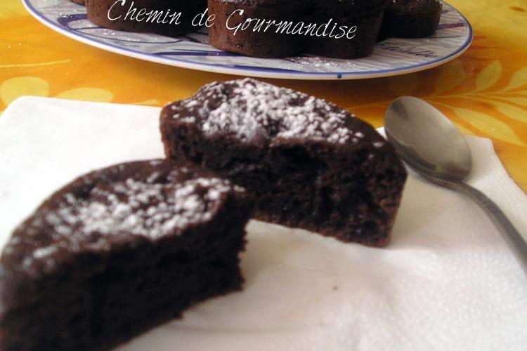 Coeur cacao orangé