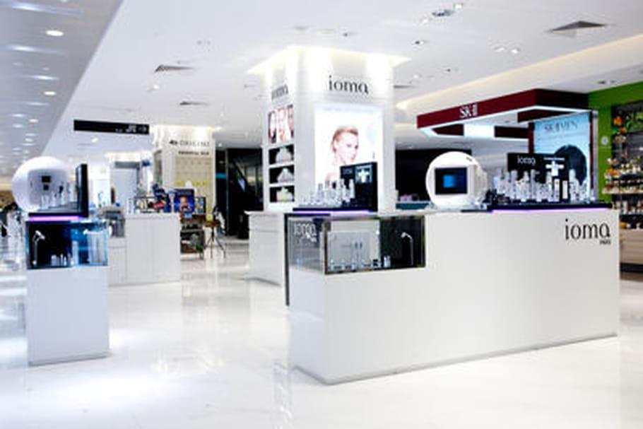 IOMA ouvre son cinquième point de vente à Singapour