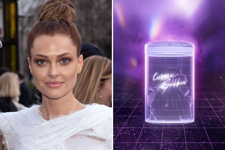 Cosmic Goddess: Caroline Receveur lance sa marque de café
