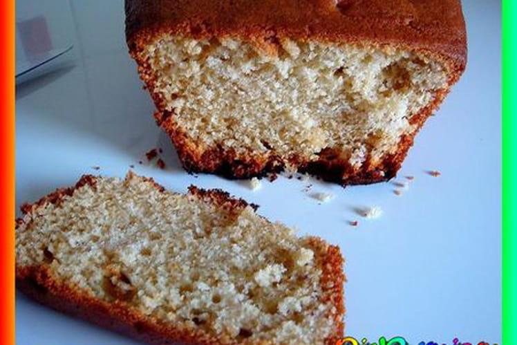 Gâteau au yaourt parfum cerise