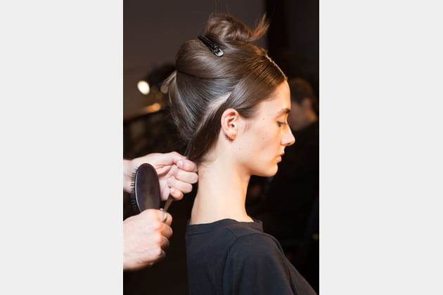 Narciso Rodriguez (Backstage) - Printemps-été 2017