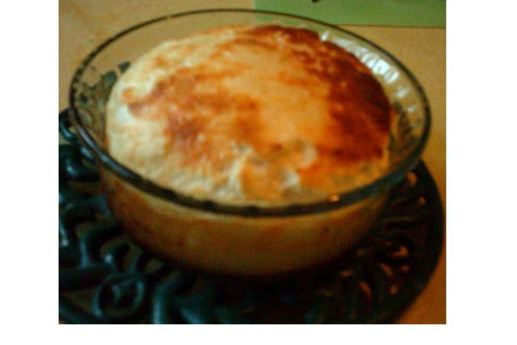 Soufflé express au fromage