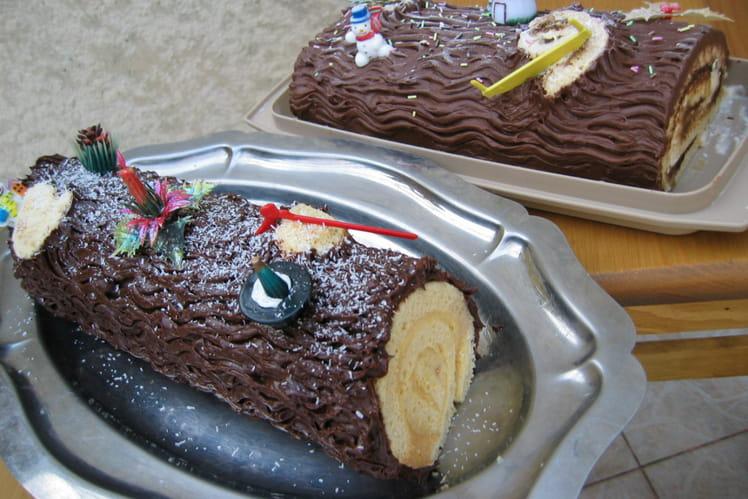 Bûche de Noël : la meilleure recette