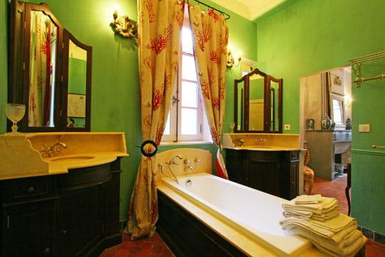 Bains boudoir