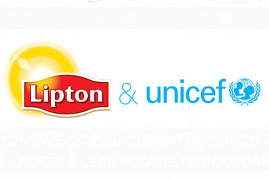Lipton et Unicef s'unissent pour l'accès à l'eau potable