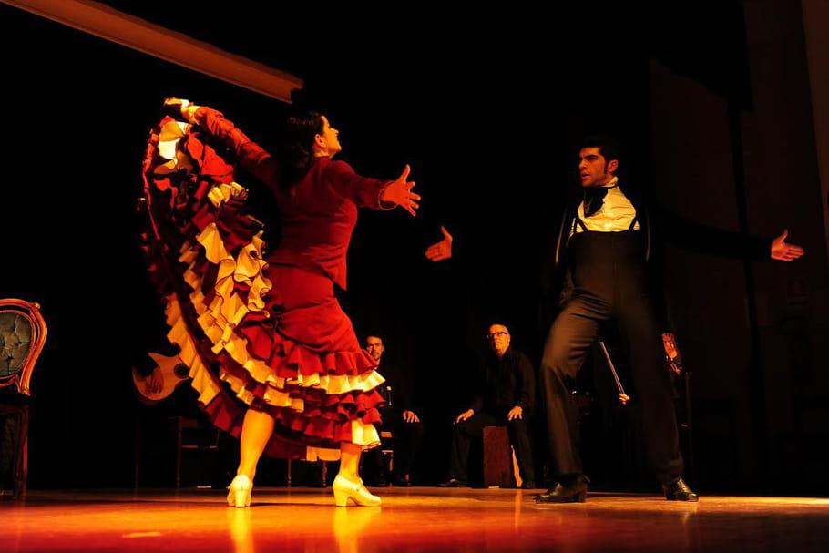 La Nuit Flamenco de Rubén Molina