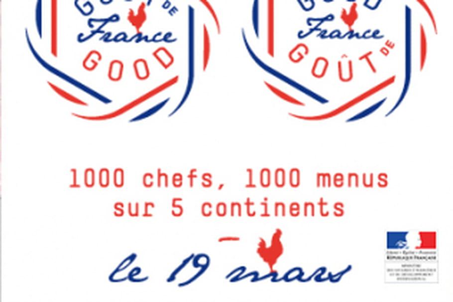 Goût de France/Good France : la gastronomie française à l'honneur le 19 mars 2015