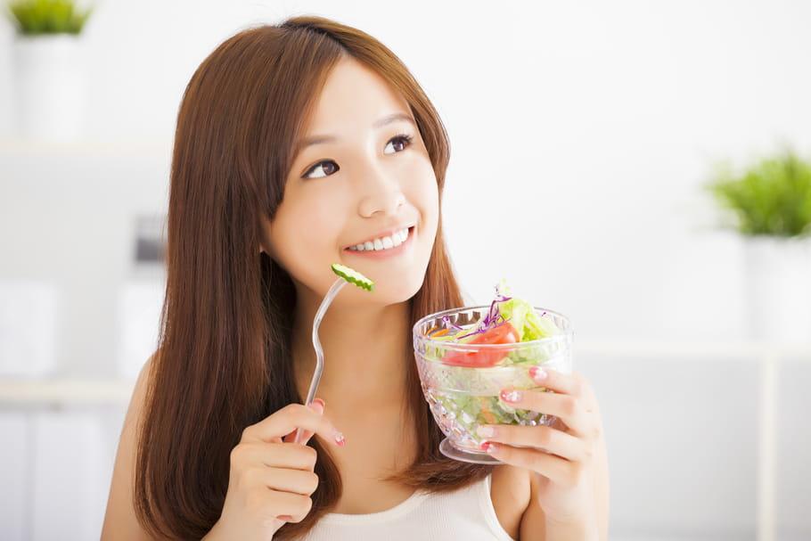 Les bienfaits d'un régime végétarien