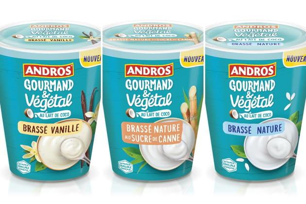 Andros gourmand et végétal