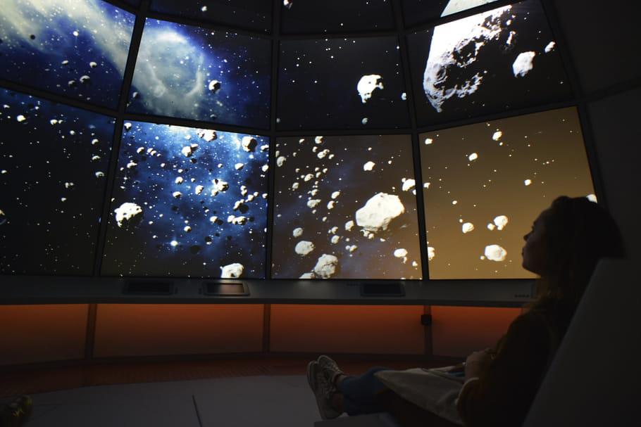 Météorites, entre ciel et terre: l'expo galactique