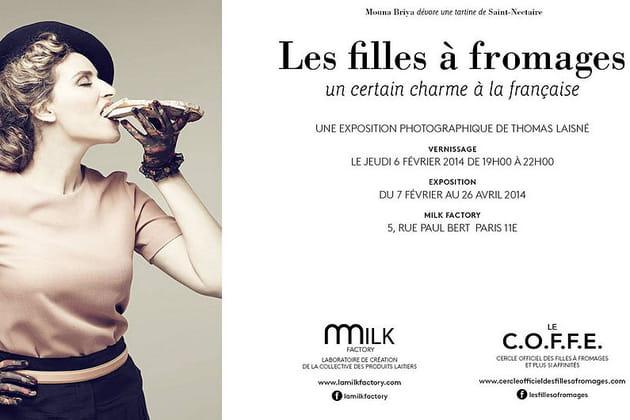 Les Filles à Fromages : le from', c'est glam'