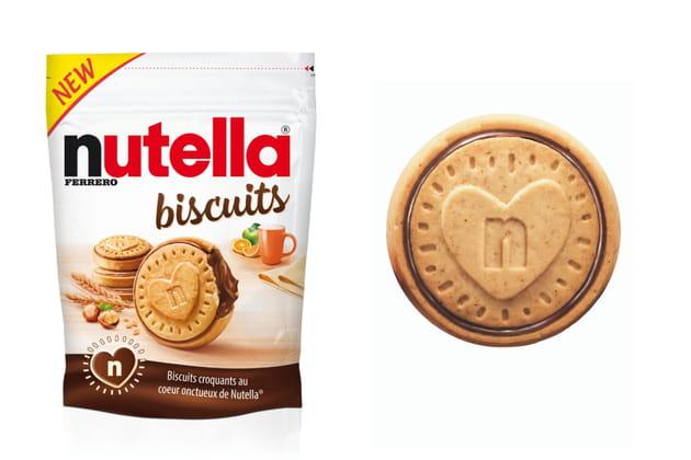 Les Nutella® Biscuits de Nutella®