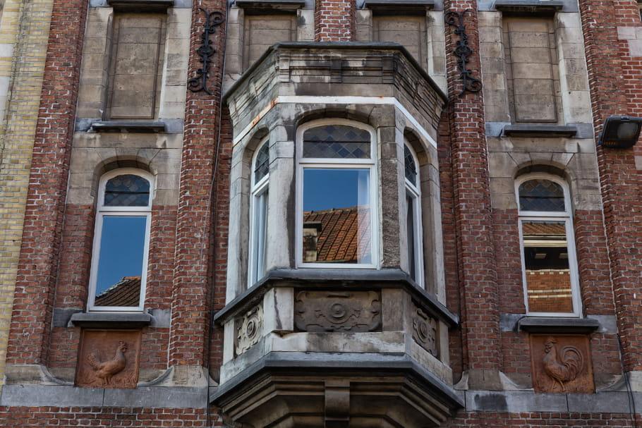 Bow window comment habiller ce type de fen tre - Fenetre baie window ...