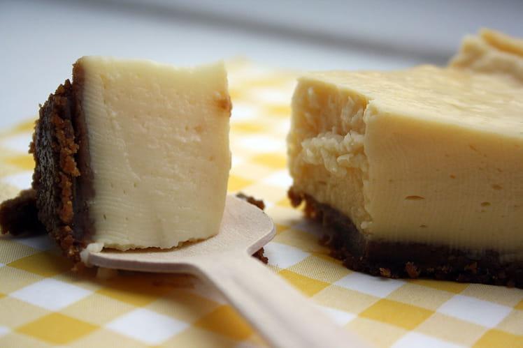 Flan Pâtissier façon cheesecake