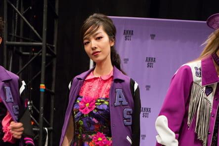 Anna Sui (Backstage) - photo 29