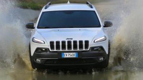 Essai nouveau Jeep Cherokee 2014