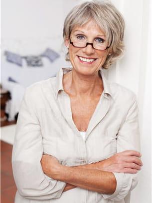 le dépistage organisé concerne les femmes de plus de 50 ans.