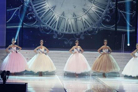 Les 5 finalistes