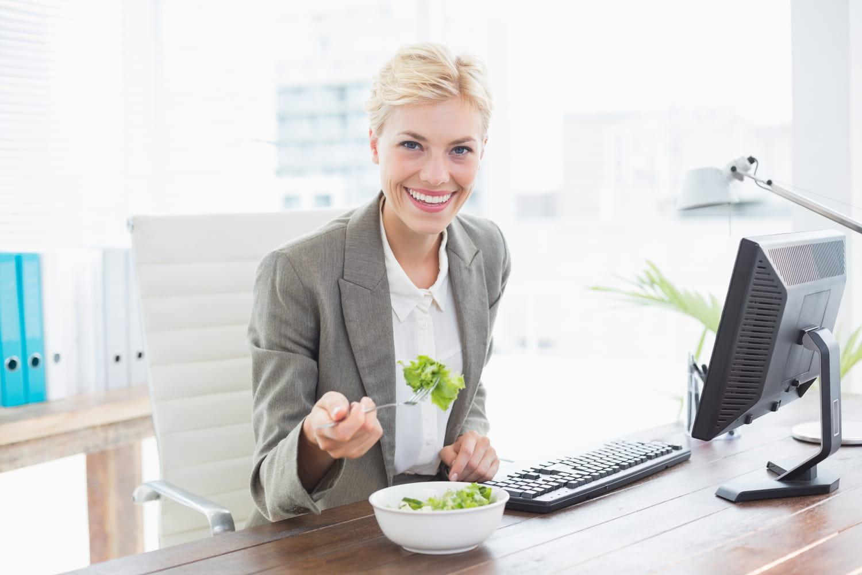 Comment maigrir au bureau?