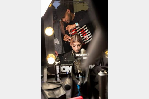 Pam Hogg (Backstage) - photo 4