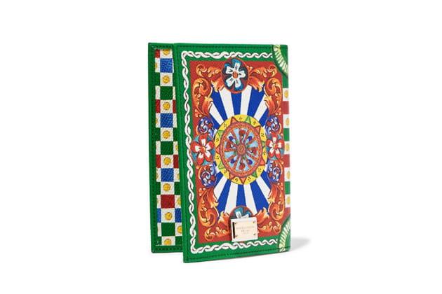 Étui pour passeport de Dolce & Gabbana