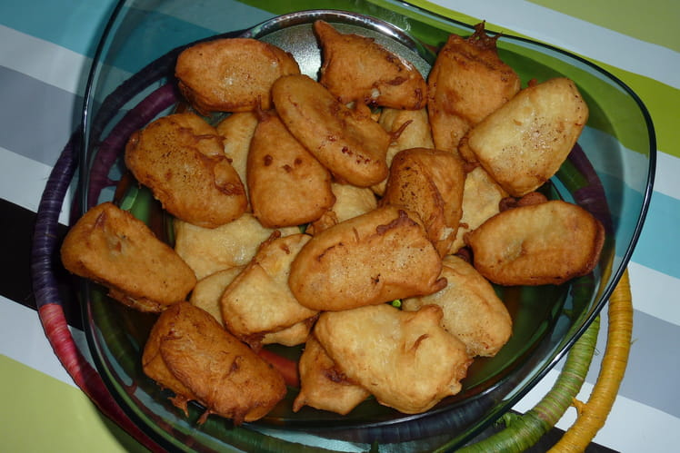 Beignets de banane créole