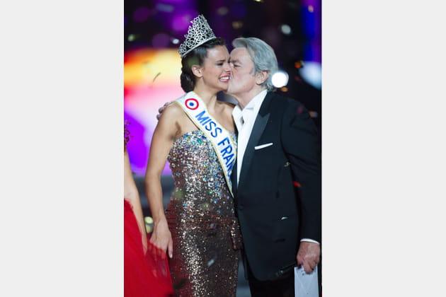 Président du jury de Miss France en 2013