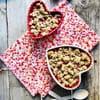 23crumble de fraise et rhubarbe300