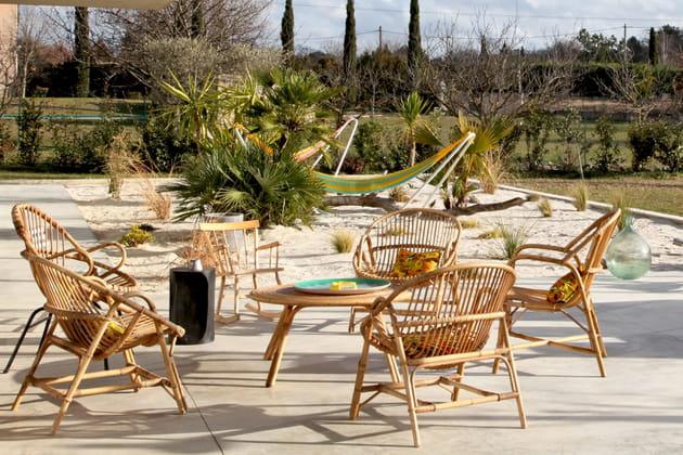 Une terrasse comme à Acapulco