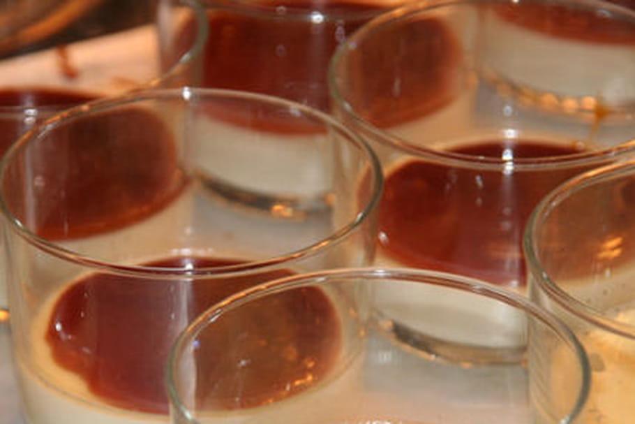 La recette de la panna cotta - Offrir un cours de cuisine avec cyril lignac ...