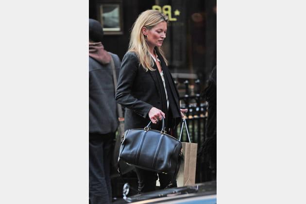 """Kate Moss et son """"Sofia Coppola"""" de Louis Vuitton"""