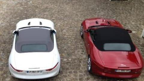Essai Jaguar F-Type V8 S 495 ch