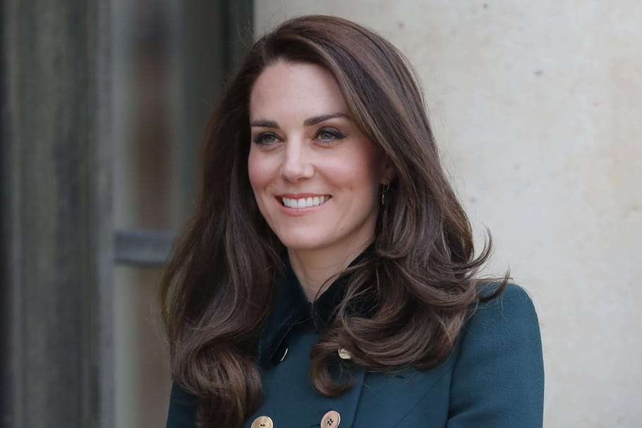Kate Middleton, épouse du prince William et duchesse de Cambridge
