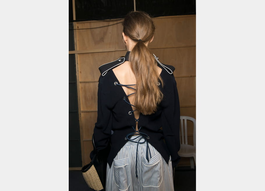 Sacai (Backstage) - photo 5