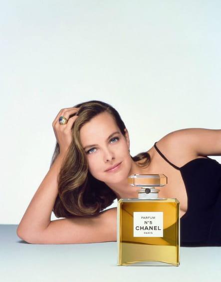 La campagne Chanel N°5de 1993