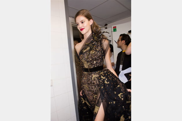Elie Saab (Backstage) - photo 30