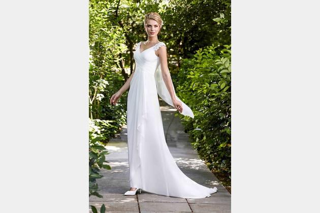 Robe de mariée Enza de Point Mariage