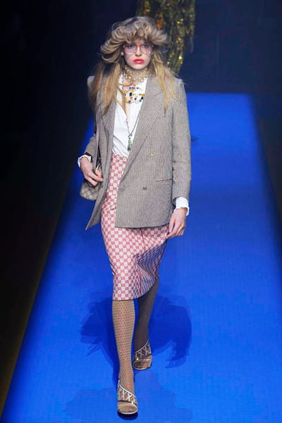 Gucci - Printemps-été 2018