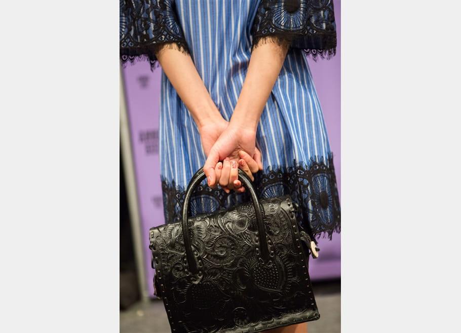 Anna Sui (Backstage) - photo 17