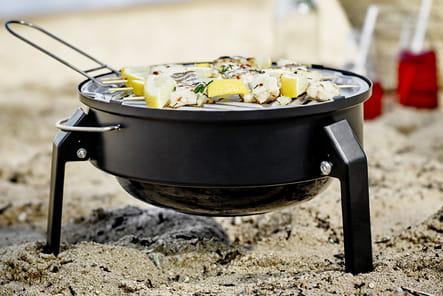 Barbecue portable Korpön d'IKEA